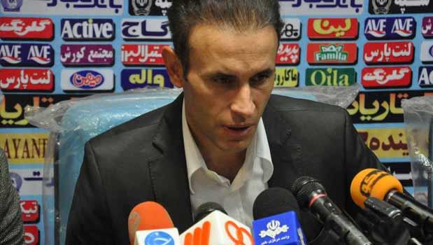 آمادگی مسابقه با استقلال تهران را داریم