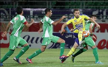 ذوب آهن اصفهان به دور بعدی جام حذفی صعود کرد