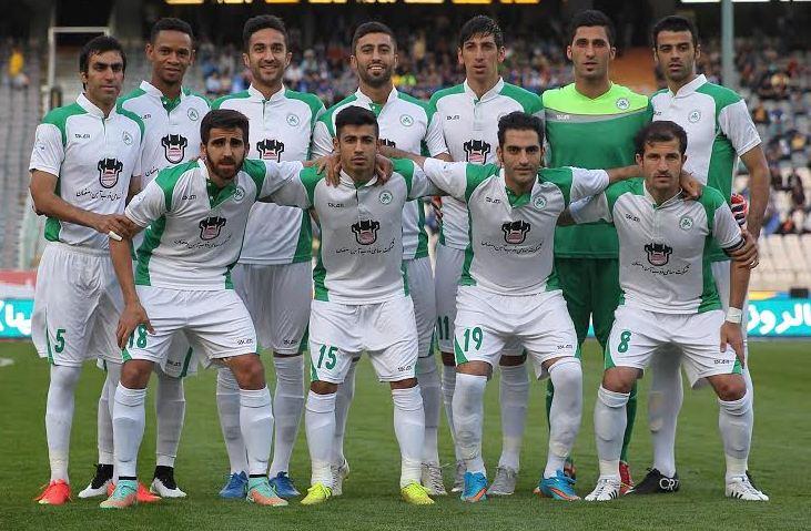 برد تیم ذوب آهن اصفهان مقابل ملوان بندر انزلی